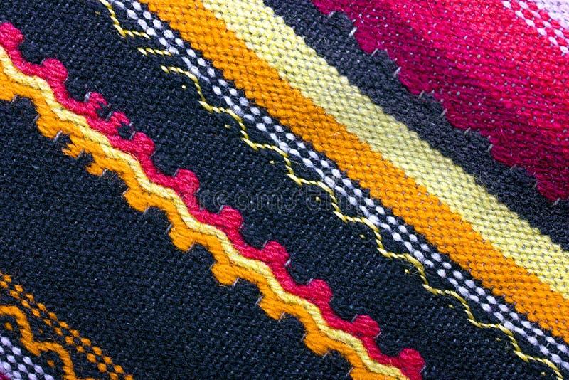 Download Kolorowy woolen zdjęcie stock. Obraz złożonej z abstrakt - 57652772