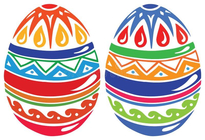 koloru Easter jajka