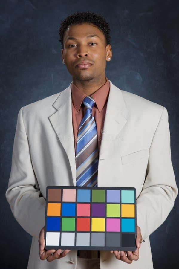 koloru karty zdjęcia royalty free