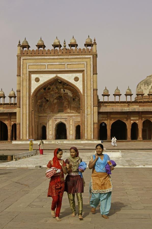 koloru meczet zdjęcia stock
