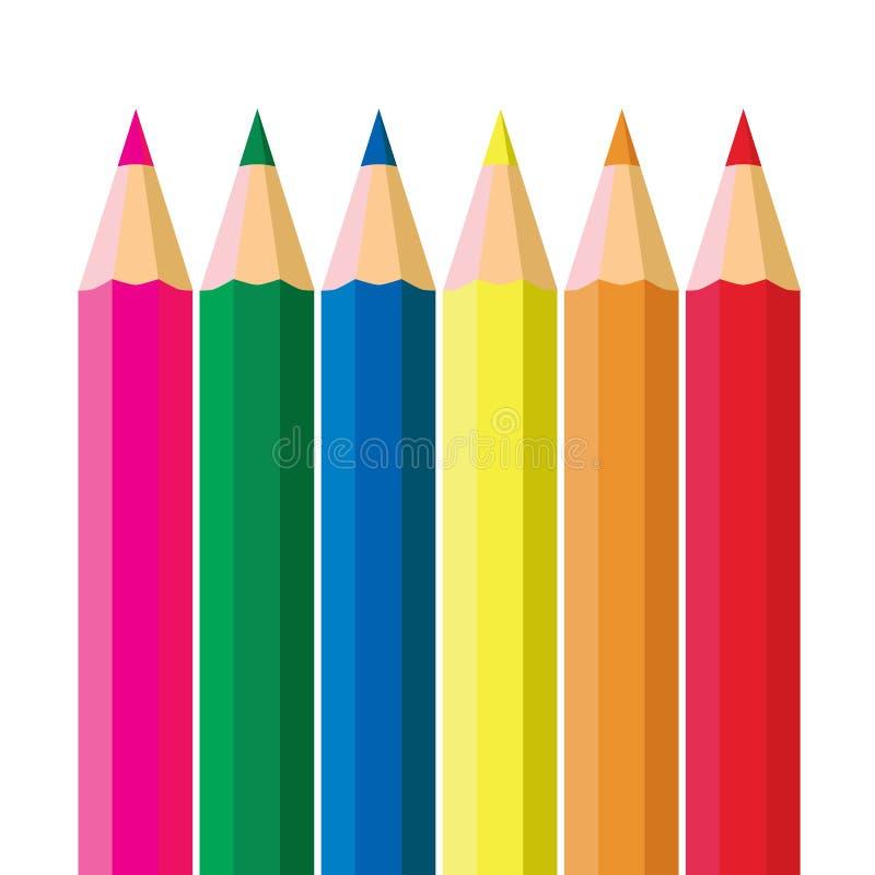 koloru ołówek