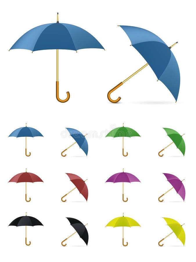 Koloru parasol