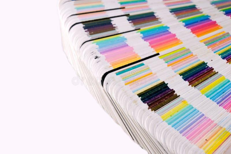 koloru przewdonik zdjęcie royalty free