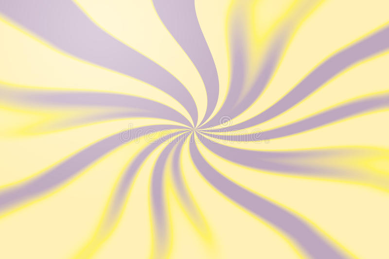 Koloru skręta tło royalty ilustracja