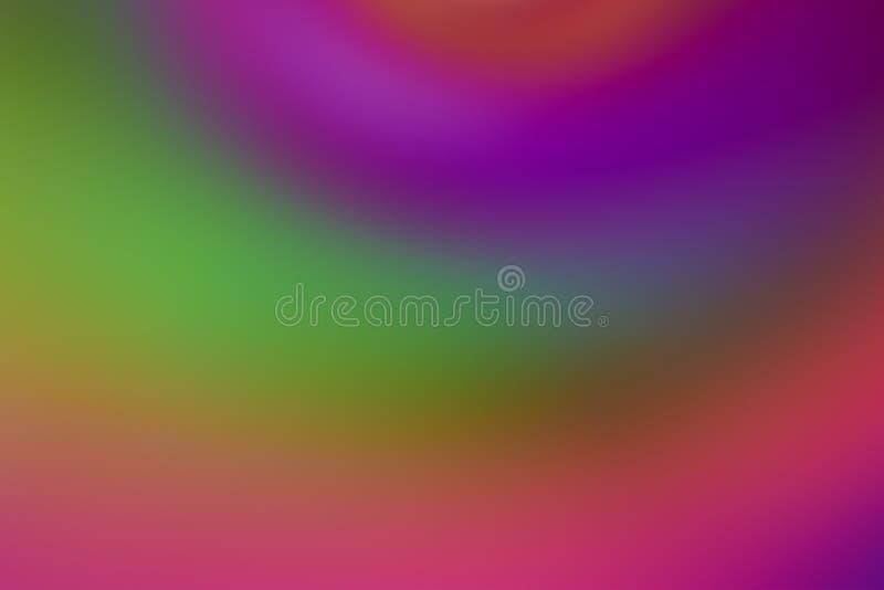 Koloru tła plamy żółtej zieleni mieszanki gradientowego ciemnopąsowego fiołkowego kolorowego tła projekta kolorowa baza ilustracji