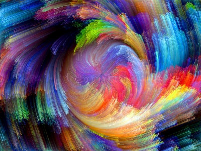Koloru tło ilustracja wektor