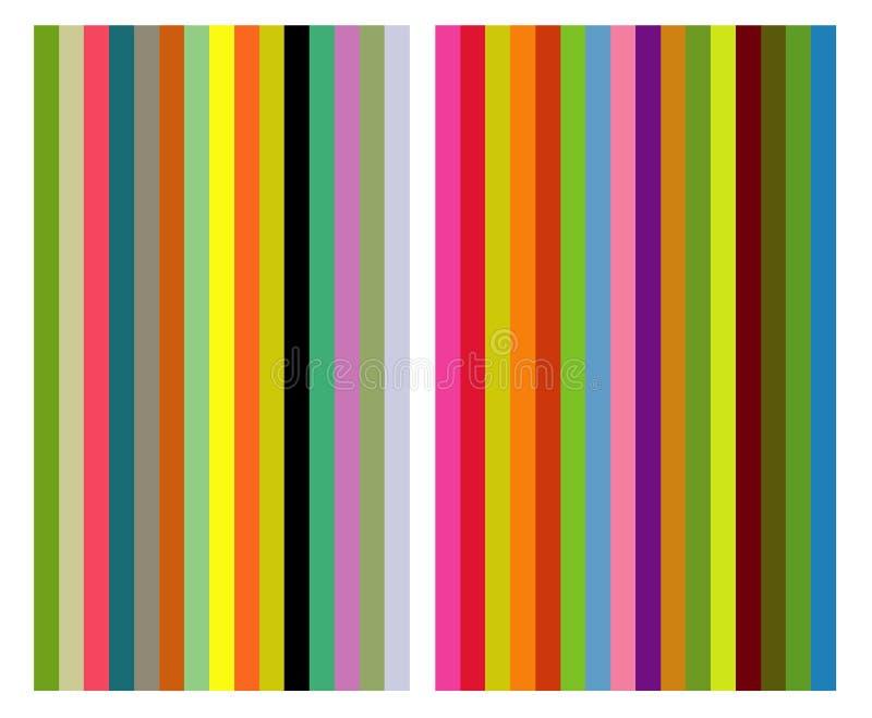 koloru wzór royalty ilustracja