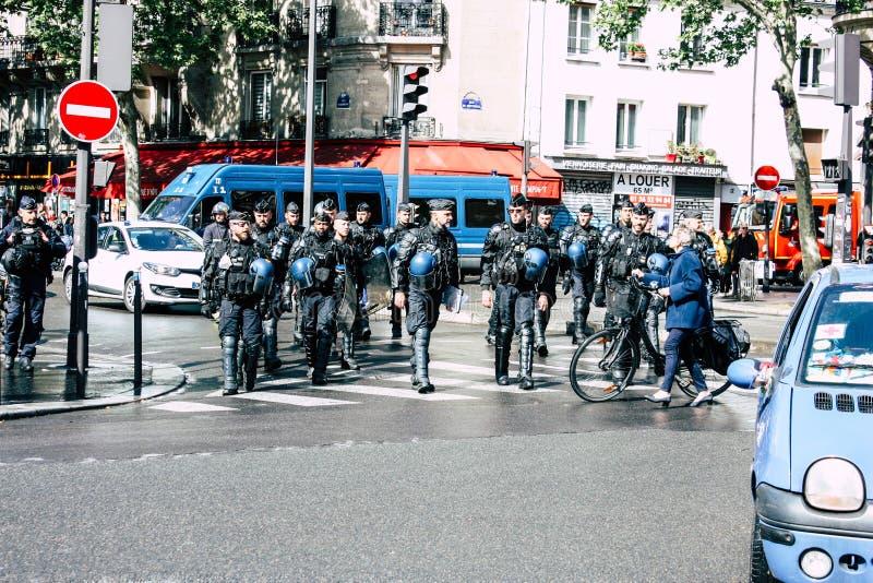 Kolory Francja zdjęcie royalty free