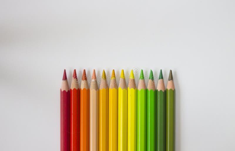 kolory grżą zdjęcie stock