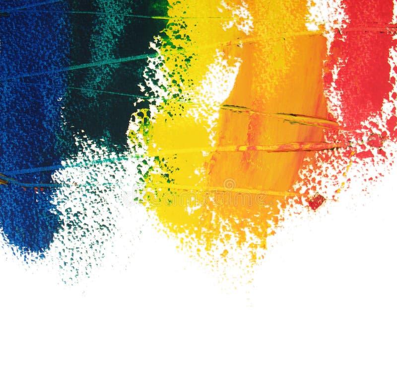 kolory malujący ilustracji