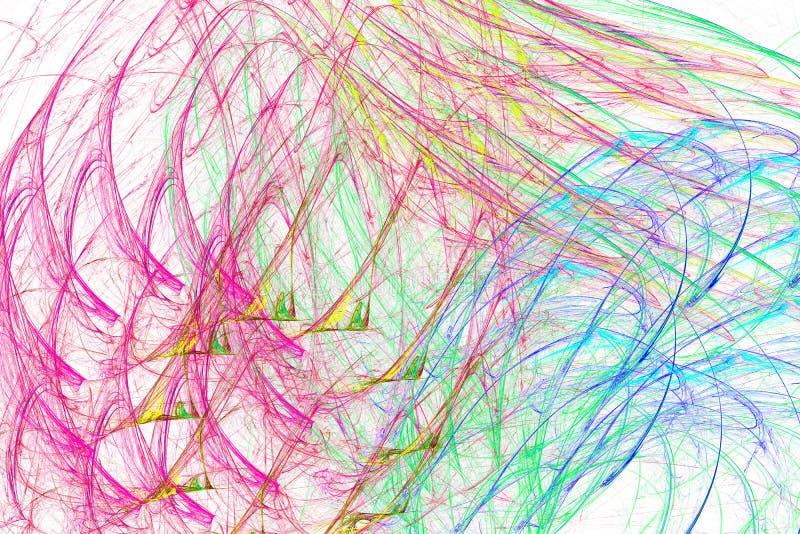 Kolory w seriach, Galanteryjna farba ilustracji