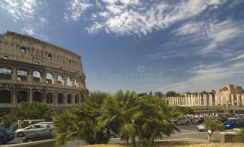 koloseum zdjęcie royalty free