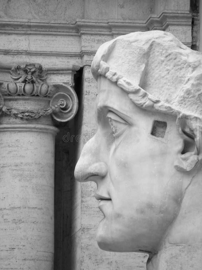 koloss constantine rome arkivfoton
