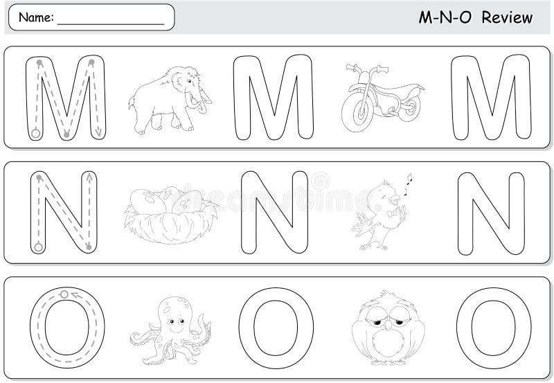 Kolossal tecknad film, motorcykel, näktergal, rede, bläckfisk och uggla vektor illustrationer