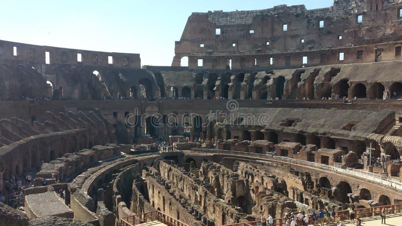 kolosseum stockfoto