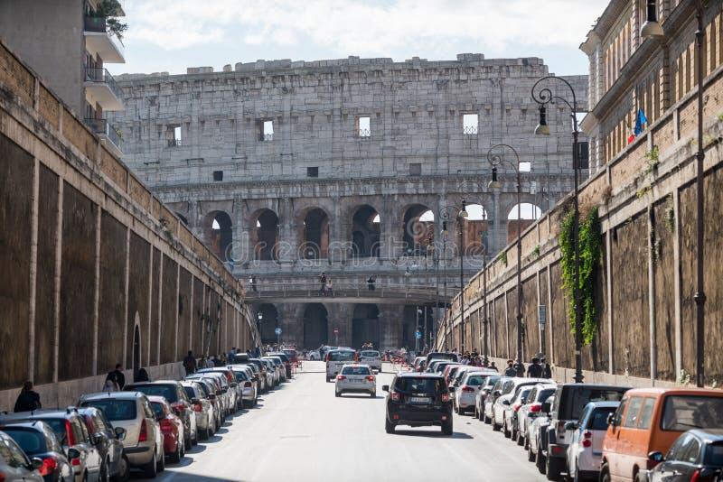 Kolozja w Rzymie zdjęcia stock