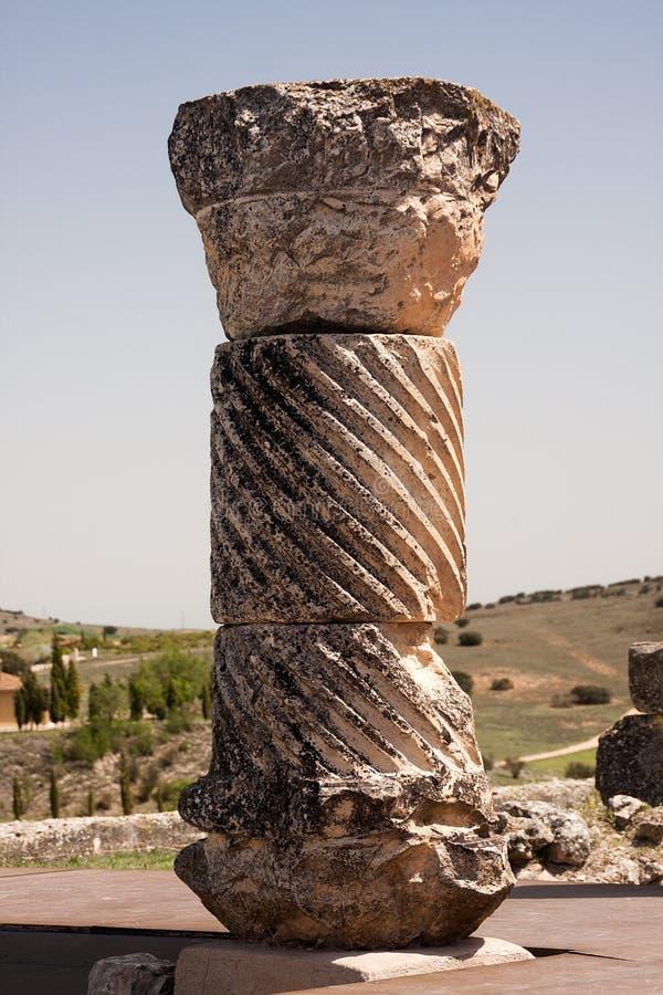 kolumna rzymska zdjęcie royalty free