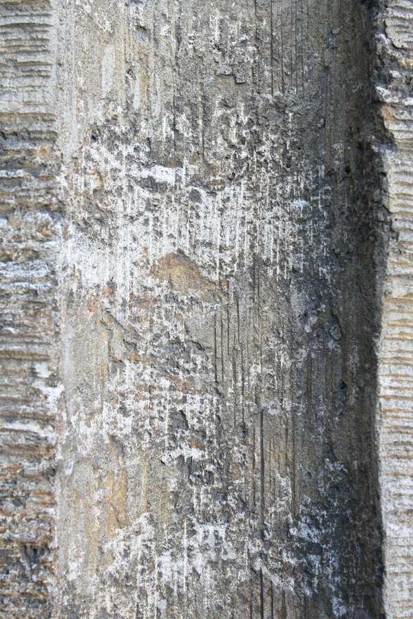 kolumna textured obrazy royalty free