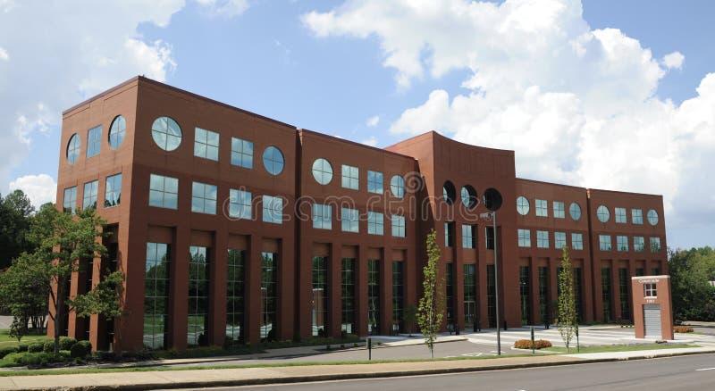 Kolumnada budynek biurowy Germantown, TN fotografia royalty free