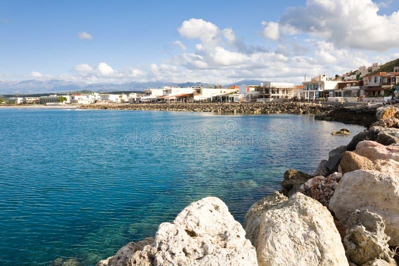 Kolymbari, Крит стоковое изображение