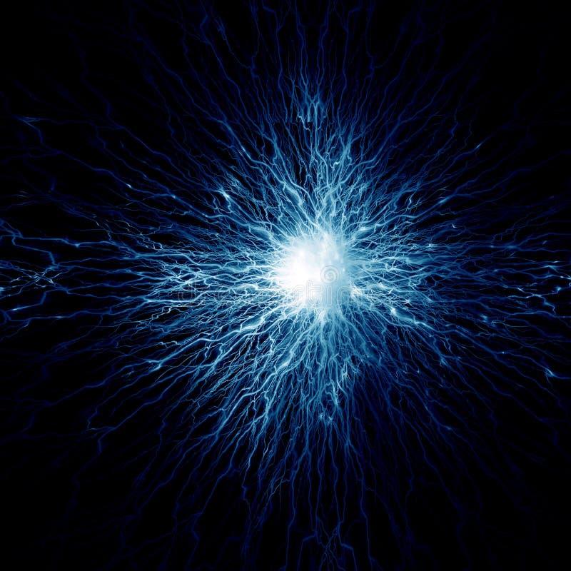 Komórka mózgowa royalty ilustracja