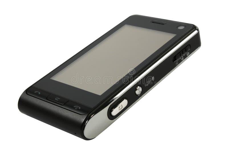 komórka odizolowywający telefon zdjęcia royalty free
