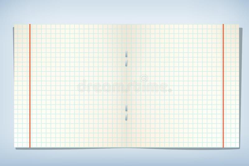 Komórka papier ilustracji
