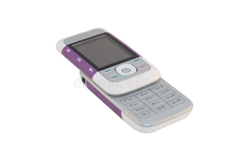 komórka purpurowy zdjęcie stock