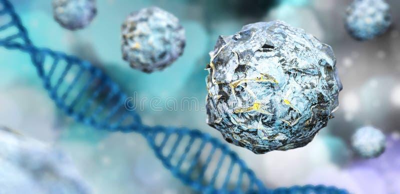 Komórki macierzyste, nieodróżnialne ilustracja wektor