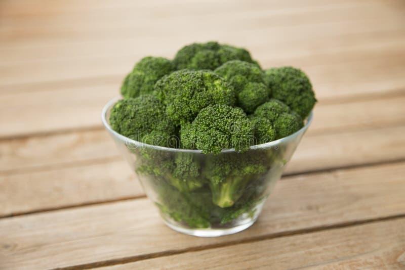 Kom Broccoli royalty-vrije stock foto