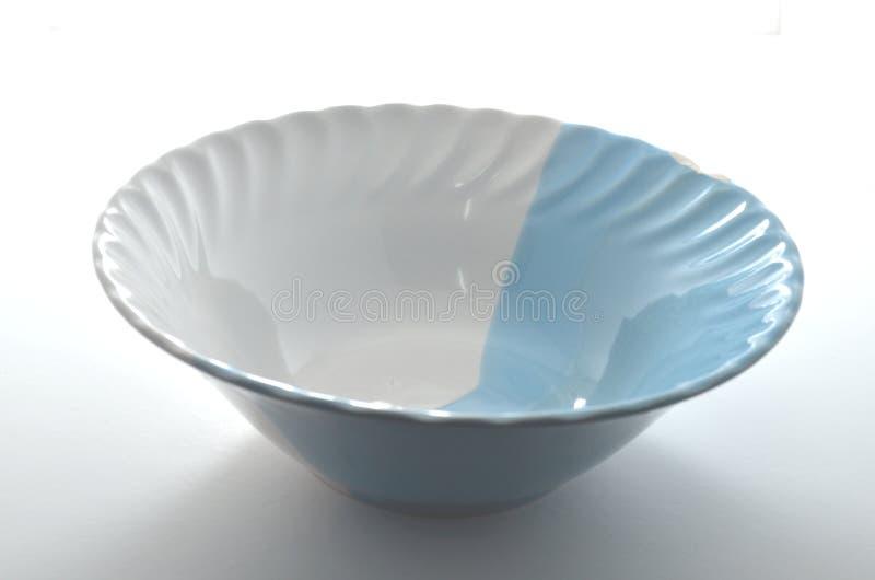 Kom van Ceramisch stock foto