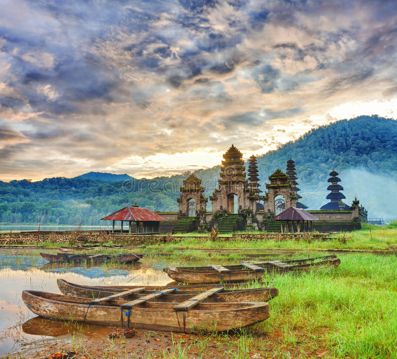 Komala Tirta royalty free stock images