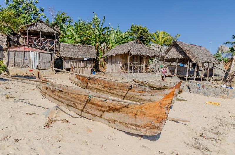 Komba entrometido Madagascar fotos de archivo