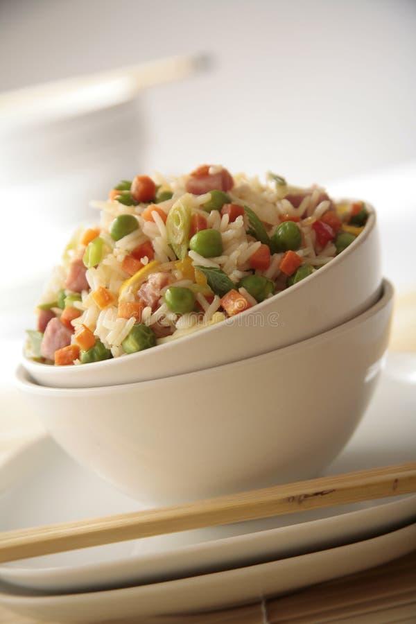 Kombasmati rijst royalty-vrije stock fotografie