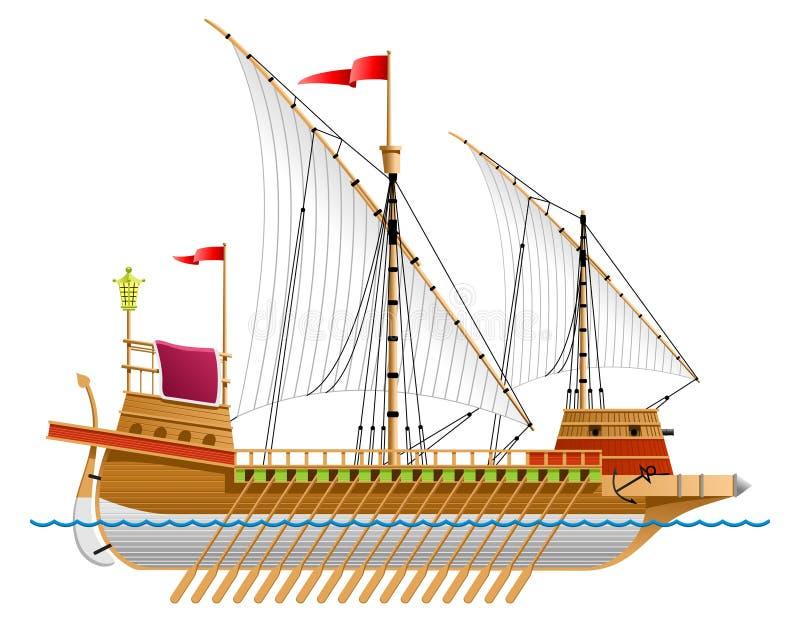 Kombuis vector illustratie
