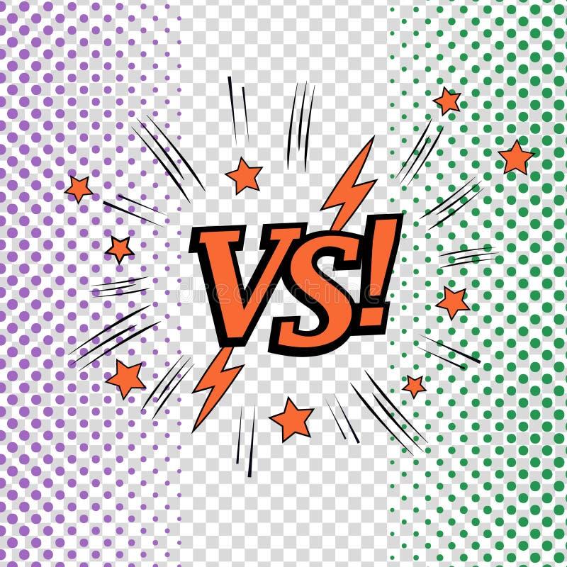 Komiczka versus poj?cie royalty ilustracja