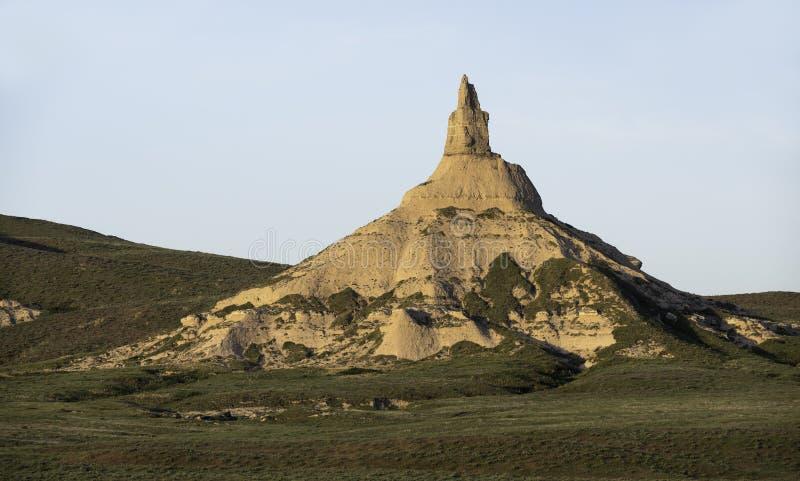 Komin Rockowy Nebraska obraz royalty free