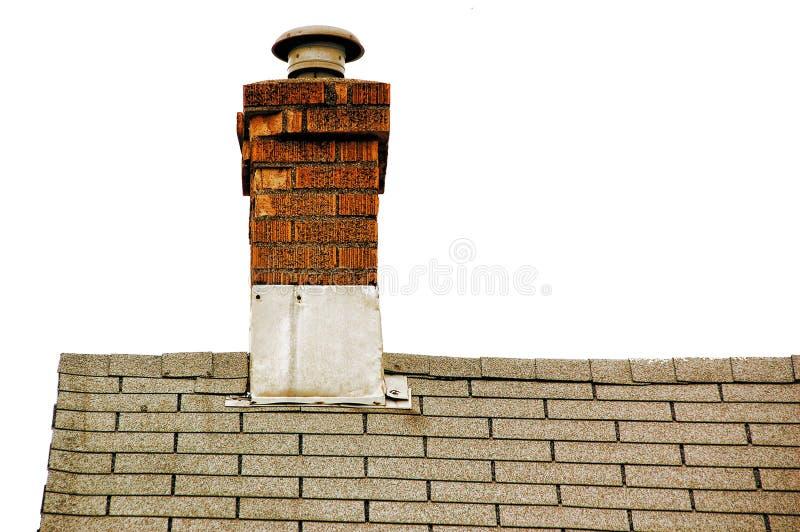 kominu dach obrazy stock