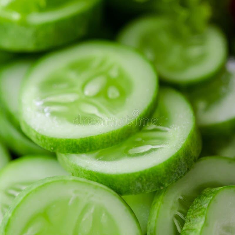 komkommer royalty-vrije stock afbeelding