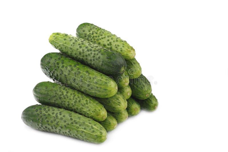 Download Komkommers stock foto. Afbeelding bestaande uit organisch - 10783622