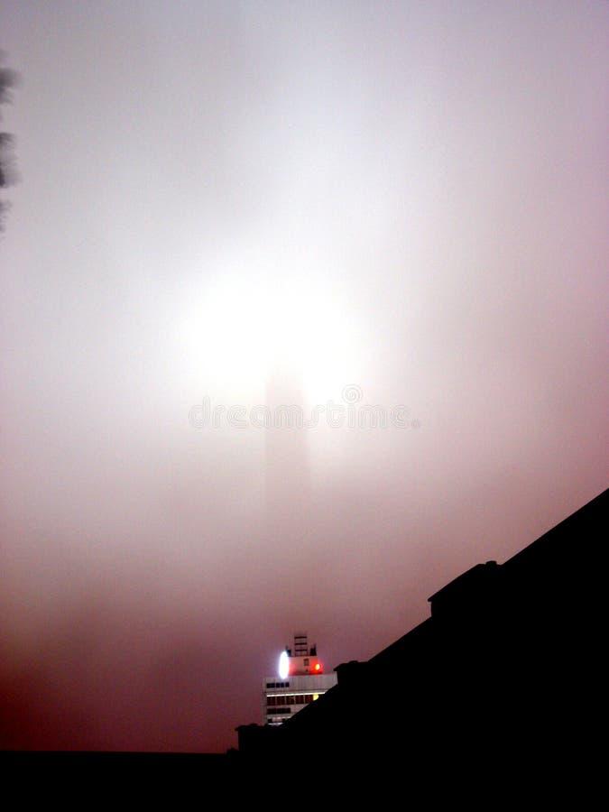 kommande storm fotografering för bildbyråer