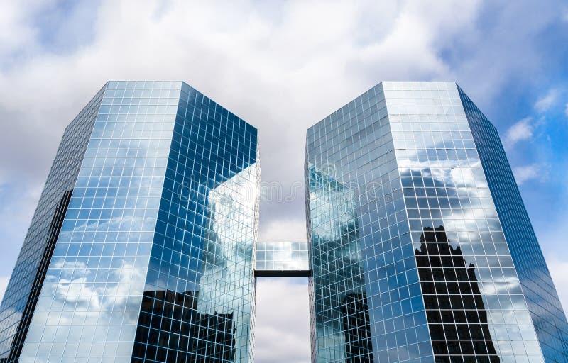Kommersställebyggnaderna i Hamilton, Ontario, Kanada arkivfoton