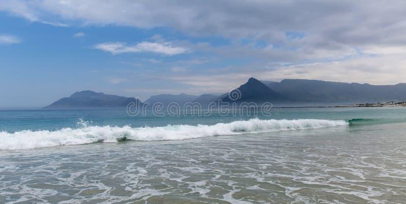 Kommetjie Beach South Africa royalty free stock images