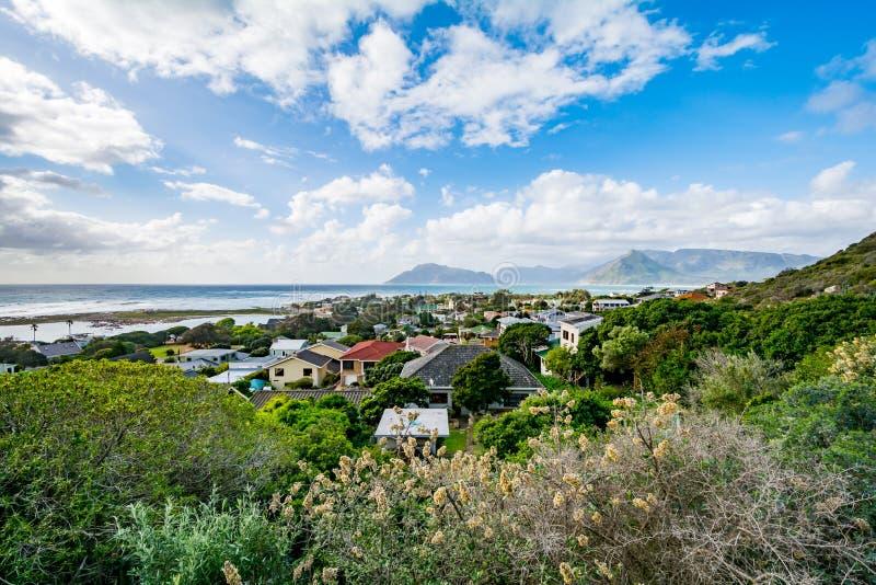 Kommetjie, Cape Town, África do Sul imagens de stock