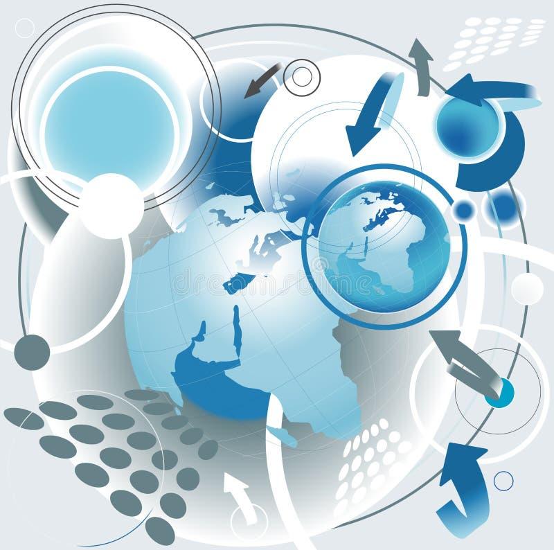 kommunikation vektor illustrationer