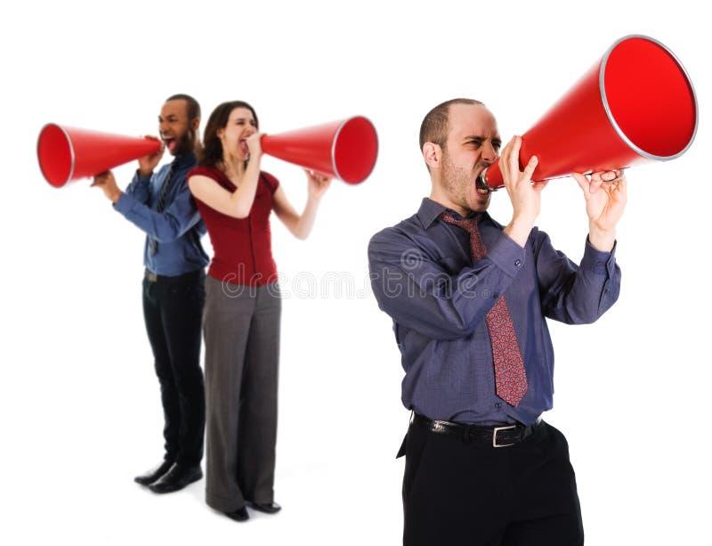 Kommunikation lizenzfreie stockfotografie