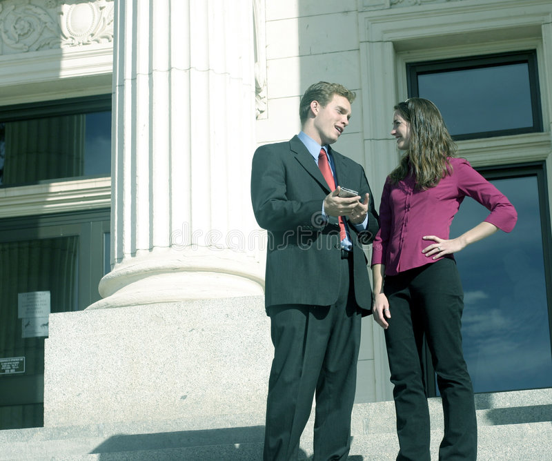 Download Kommunikation von Ideen stockfoto. Bild von leute, korporation - 34112