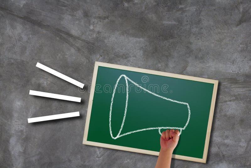 Kommunikations-und Mitteilungs-Konzept lizenzfreies stockfoto