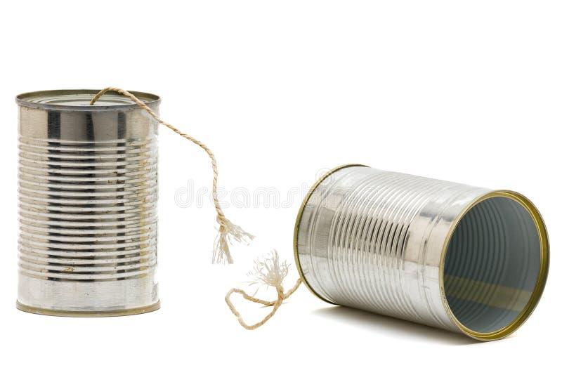 Kommunikationsfehler lizenzfreies stockfoto