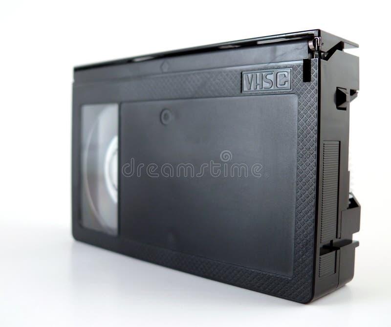kompakt video för kassett arkivfoto